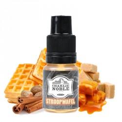 E-liquide Stroopwafel par Charlie Noble
