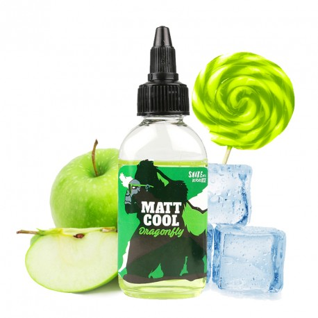 E-liquide DragonFly 50 ml par Mattcool