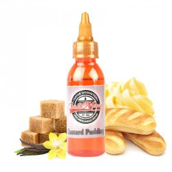 E-liquide Custard Pudding par CustoMixed