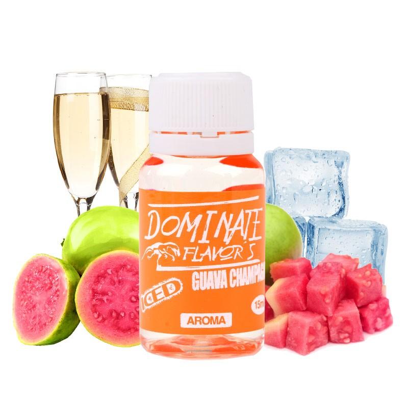 Αποτέλεσμα εικόνας για DOMINATE  Guava Champagne Ice