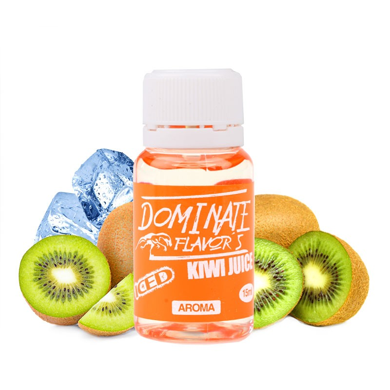 Αποτέλεσμα εικόνας για Dominate Flavors – Kiwi Juice Iced