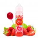 E-liquide Strawberry par Lollipop Retro