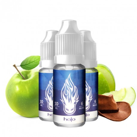E-liquide Midnight Apple 30 ml par Halo