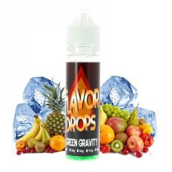 E-liquide Green Gravity 50 ml par Flavor Drops