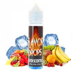 E-liquide Seven Scentric 50 ml par Flavor Drops