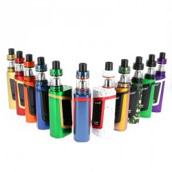 Kit Alien 220 TFV8 Baby Color Edition par Smoktech