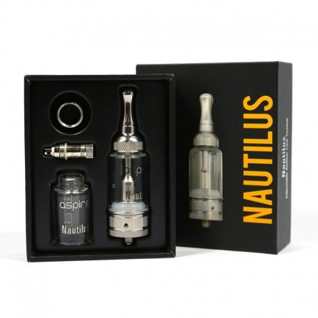 Kit Aspire Nautilus + réservoir