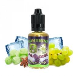 Concentré Grape Candy par Sunshine Paradise