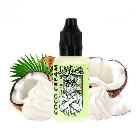 Concentré Coco Cream par DIY Factory
