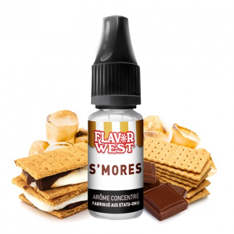 Concentré S'More par Flavor West
