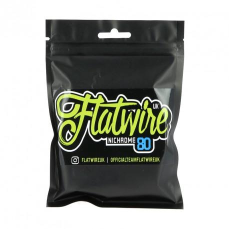 Nichrome Ni80 par Flatwire UK