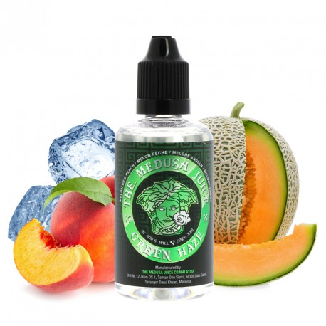 E-liquide Green Haze 50 ml par Medusa