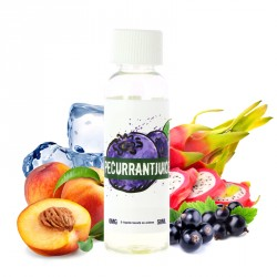 E-liquide Pecurrant Juice 50mL par Mojito Juice
