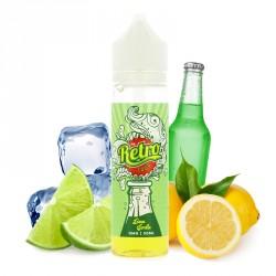 E-liquide Lime soda 50mL par Retro Soda