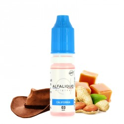 E-liquide California par Alfaliquid