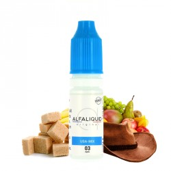 E-liquide USA Mix par Alfaliquid