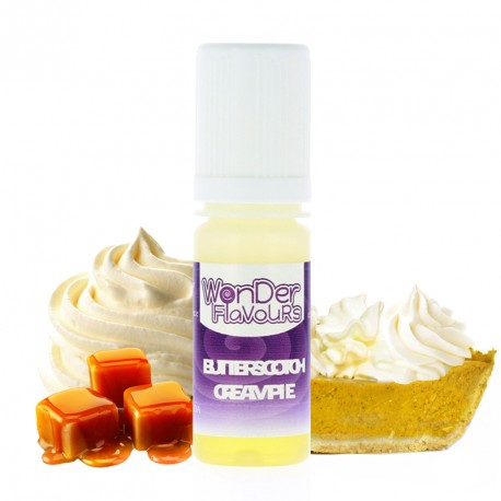 Concentré Butterscotch Cream Pie par Wonder Flavours