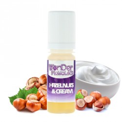 Concentré Hazelnuts and Cream par Wonder Flavours