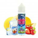 E-liquide Melon & Strawberry + booster par Bubble Island