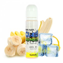 E-liquide Banana 50ml Cloud Niner's