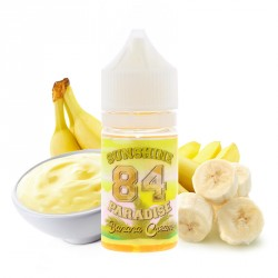 Concentré Banana Cream par Sunshine Paradise