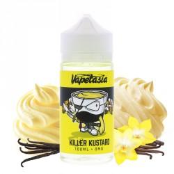 E-liquide Killer Kustard 100mL par Vapetasia