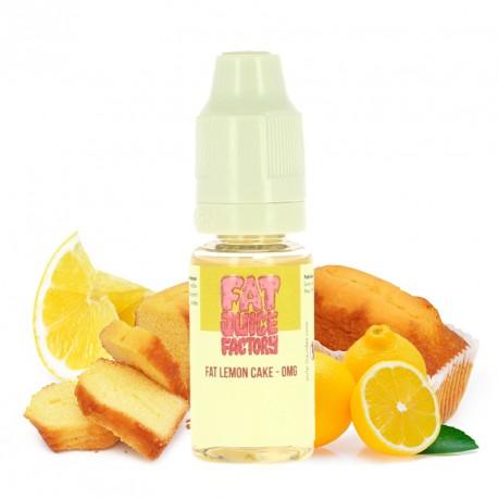 E-liquide Fat Lemon Cake 10ml par Pulp