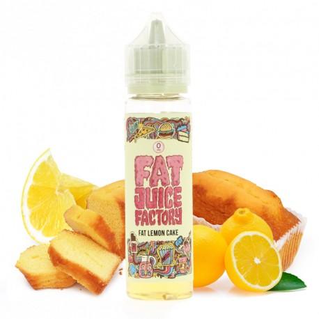 E-liquide Fat Lemon Cake 50ml par Pulp