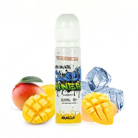 E-liquide Mango Cloud Niner's 50mL par Vape Sauce
