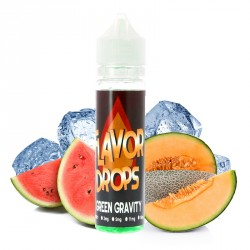 E-liquide Green Gravity 50 ml par Flavor Drops