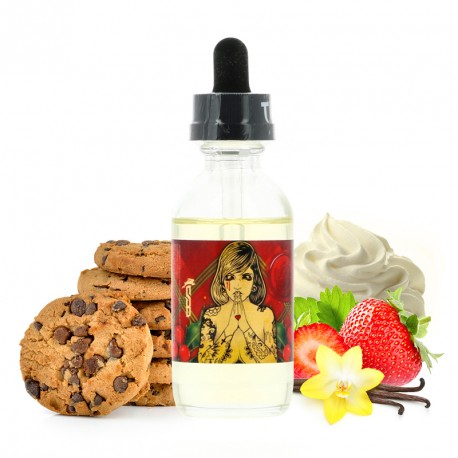 E-liquide Mother Milk & Cookies par Suicide Bunny