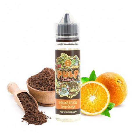 E-liquide Orange épicée par Pulp