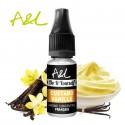 Arôme Custard Vanille par A&L (10ml)