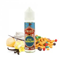 E-liquide Eye Scream par Fried Blaq Vapor