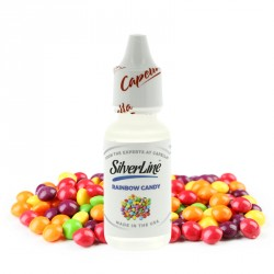 Concentré SilverLine Rainbow Candy par Capella