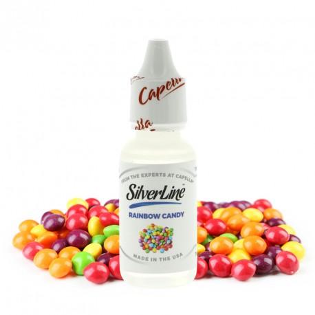 Concentré SilverLine Rainbow Candy par Capella