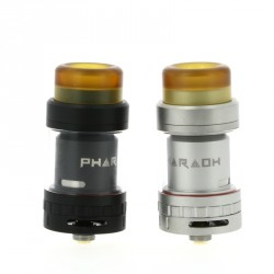 Atomiseur Pharaoh Mini RTA par Digiflavor