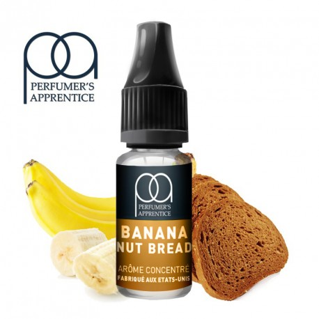 Arôme Banana Nut Bread par The Perfumer's Apprentice (10ml)