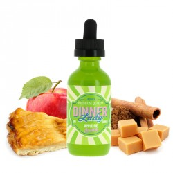 E-liquide Apple Pie 60ml par Vape Dinner Lady