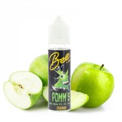 E-liquide Pomm's 50ml par Bee E-liquids
