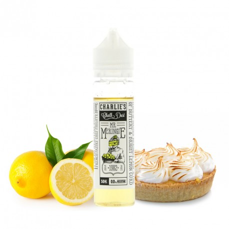 E-liquide Mr Meringue 50 ml par Charlie's Chalk Dust