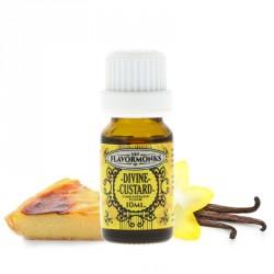 Concentré Divine Custard sweet betsy par Flavormonks
