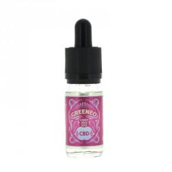 E-liquide CBD Candy Jack 10 ml par Greeneo
