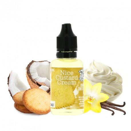 Concentré Nice Custard Cream par Chefs Flavours