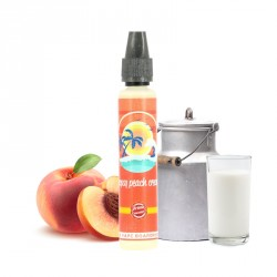 Concentré Loopsy Peach Cream par Vape'n Joy