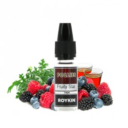 E-liquide Fruity Star 10ml par Roykin