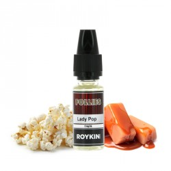 E-liquide Lady Pop 10ml par Roykin