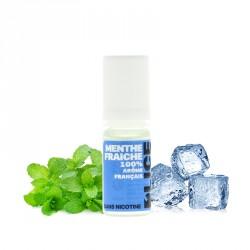 E-liquide Menthe Fraîche 10ml par D'lice