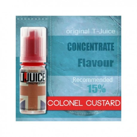 Arôme Colonel Custard (10ml)