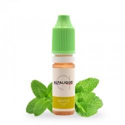 E-liquide Menthe Alfaliquid 10ml